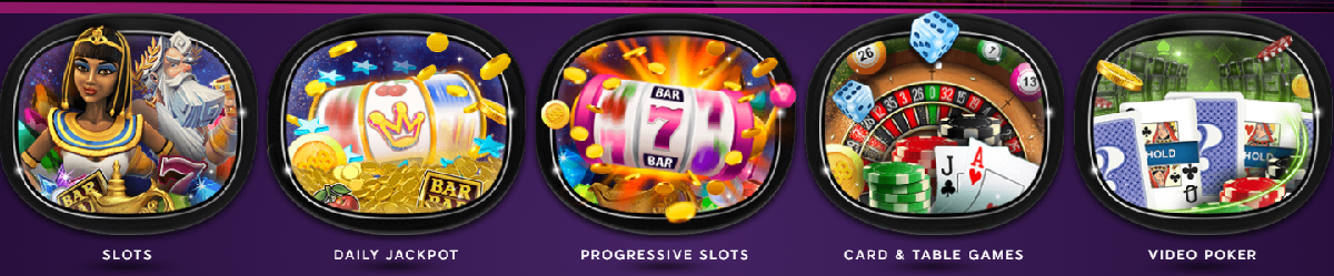 Harrah's Online Casino PA games