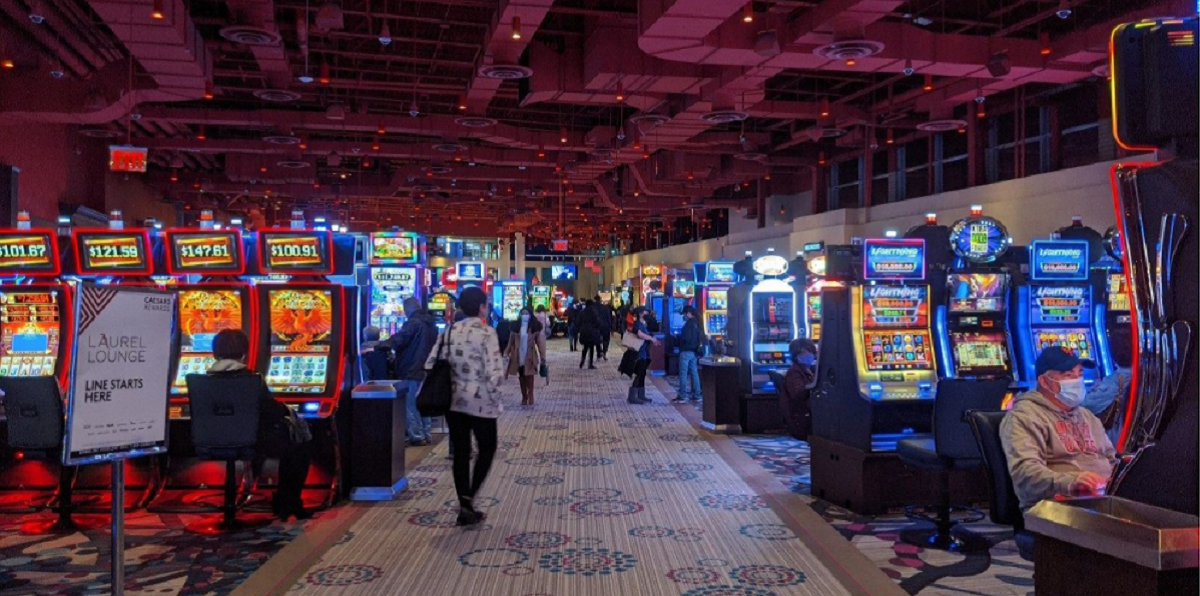 Harrah's Philadelphia Casino
