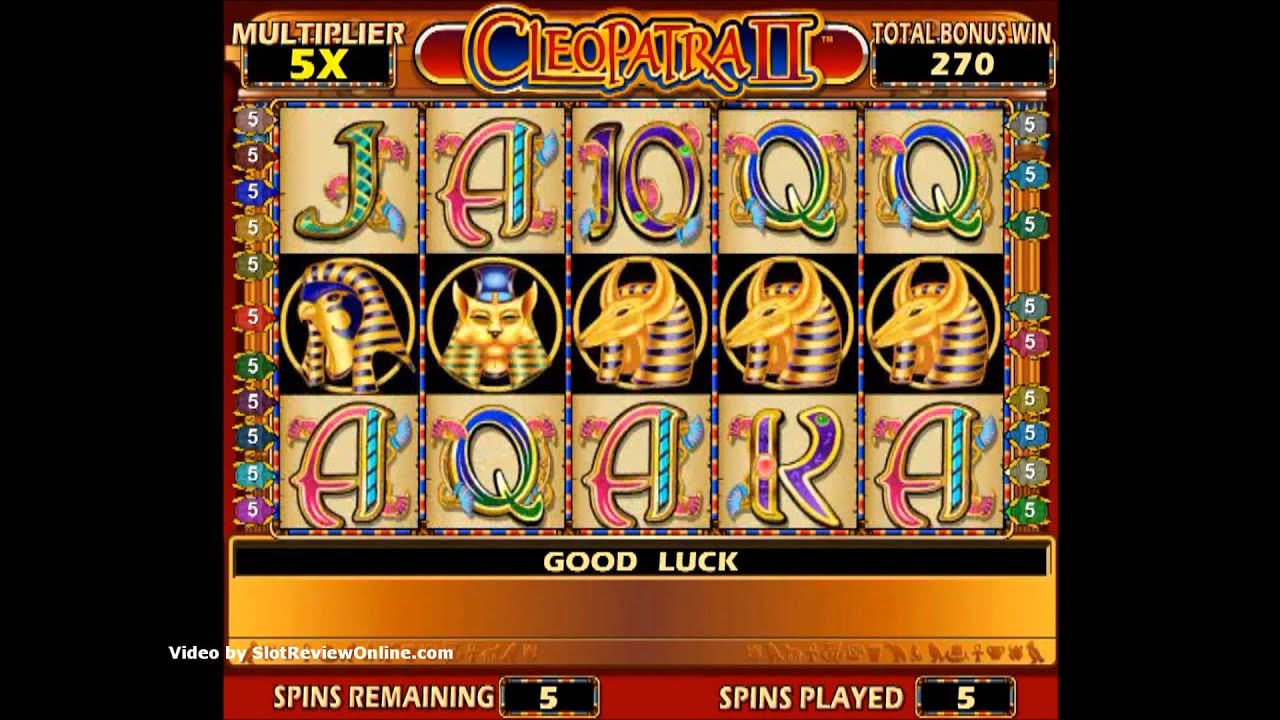 igt game provider cleopatra