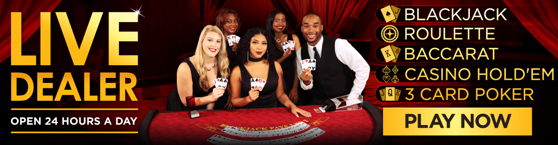 Golden Nugget live dealer casino