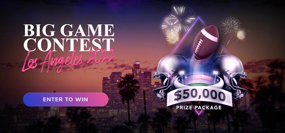MaximBet Big Game Contest
