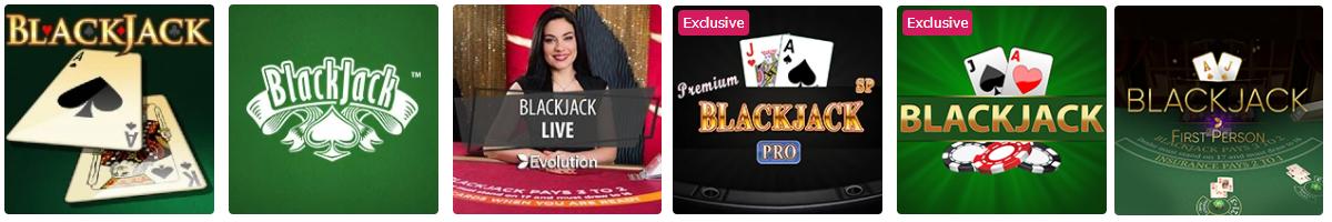 Online Blackjack at Borgata PA