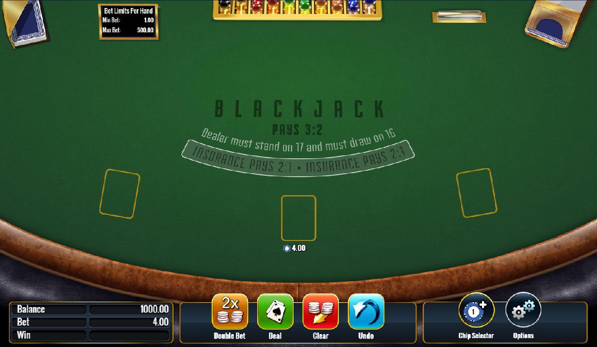 Online Blackjack PA