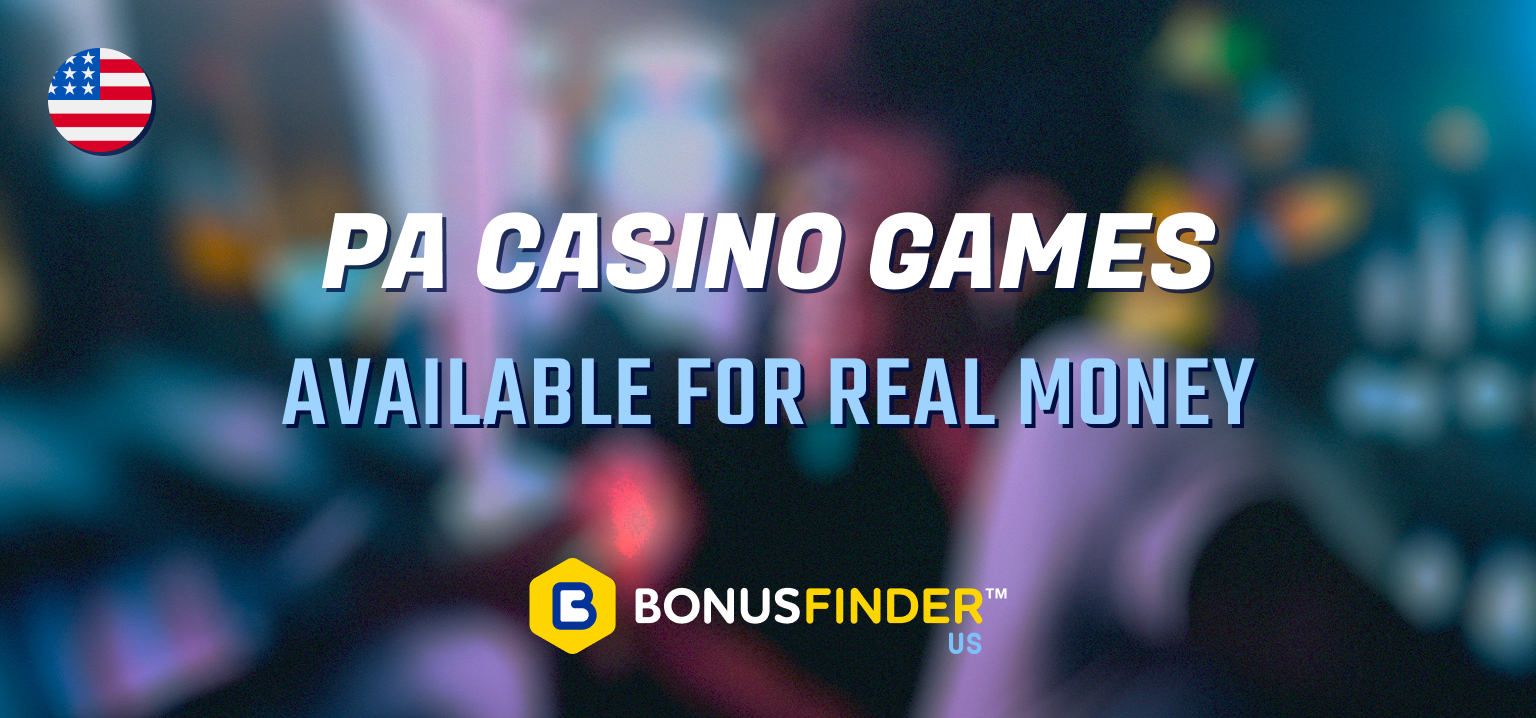 real money casino games pa
