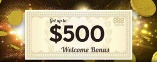 Get up to $500 in bonus cash when you join 888 NJ