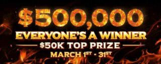 Get your slice of 500k monthly on Golden Nugget Michigan