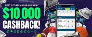 Get up to $10,000 cashback monthly with Resorts Sportsbook