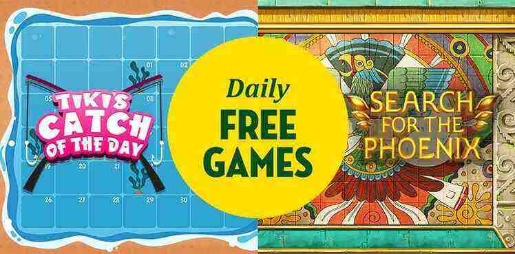 Play Daily on Selected Tropicana Slots to Win Monthly Free Spins