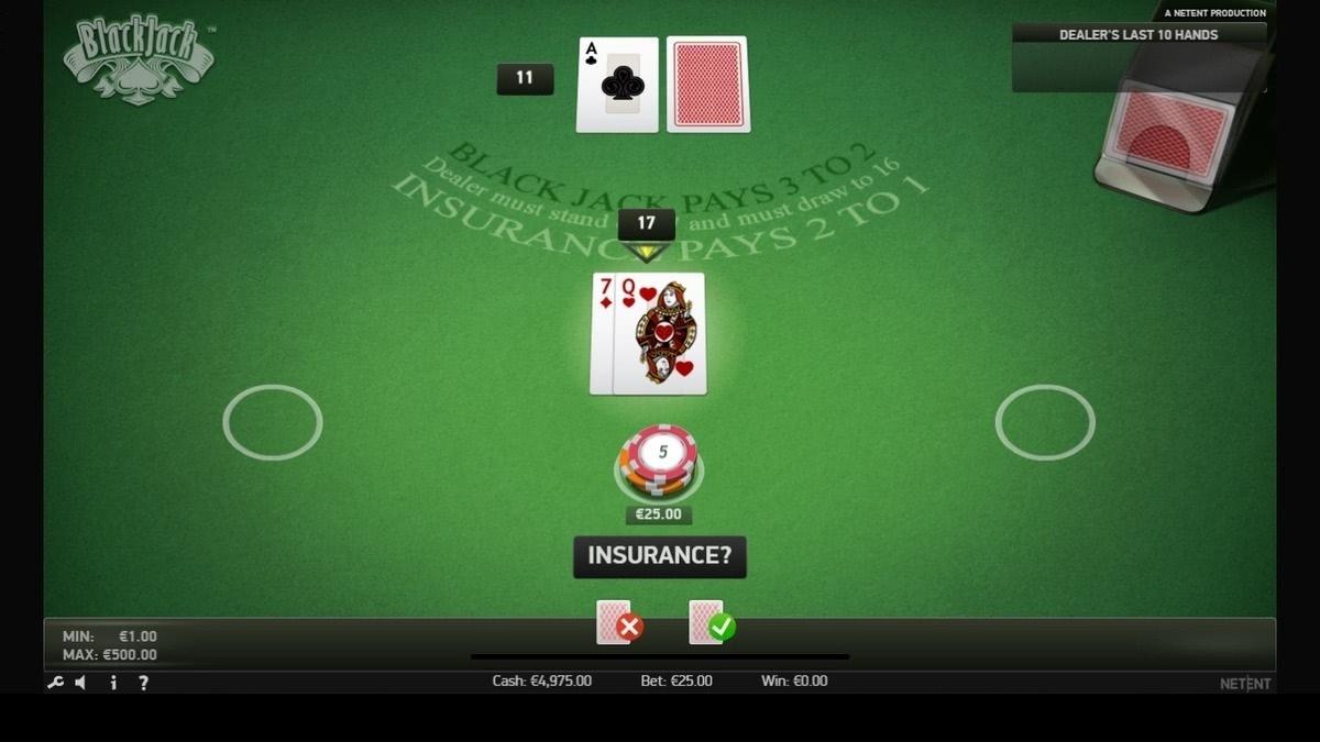 pa online casinos table games blackjack