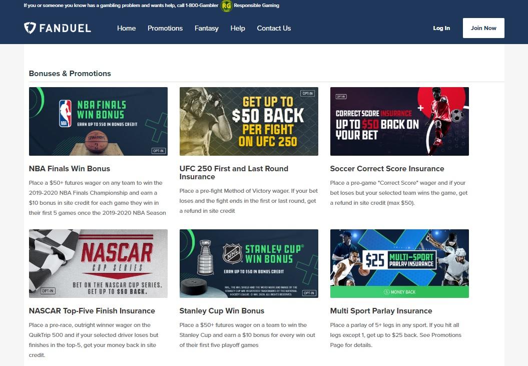 Illinois sports betting promotions