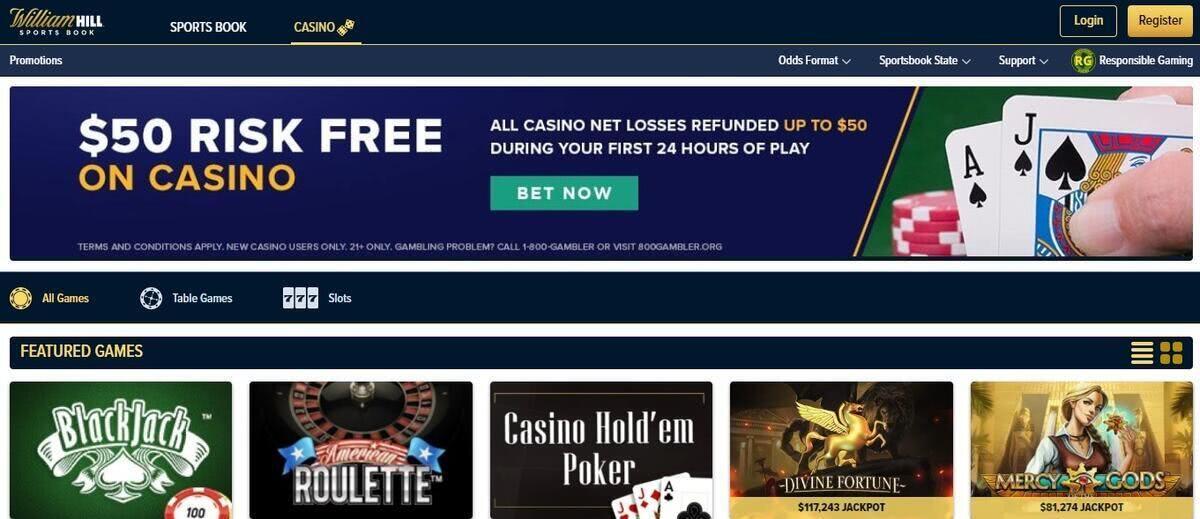 sportsbook and online casino nj