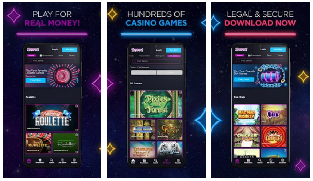 Stardust Casino App