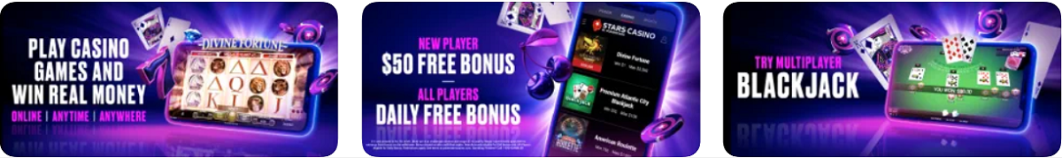 Stars Casino App