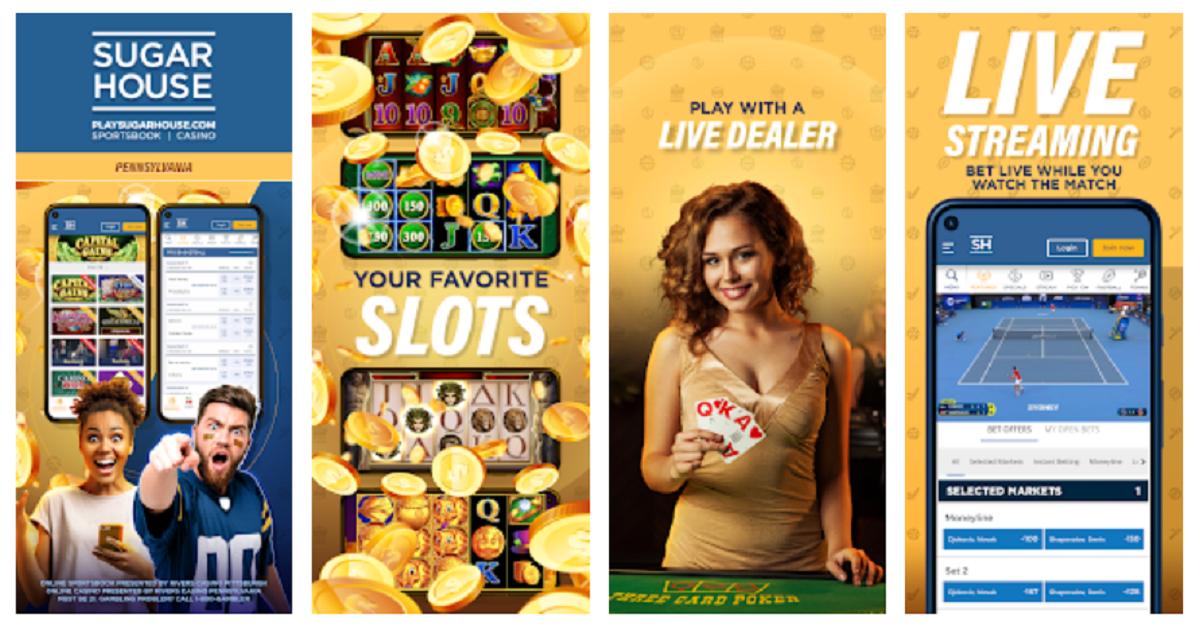 SugarHouse PA app