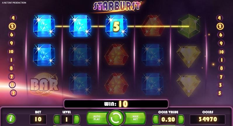 starburst online casinos pa